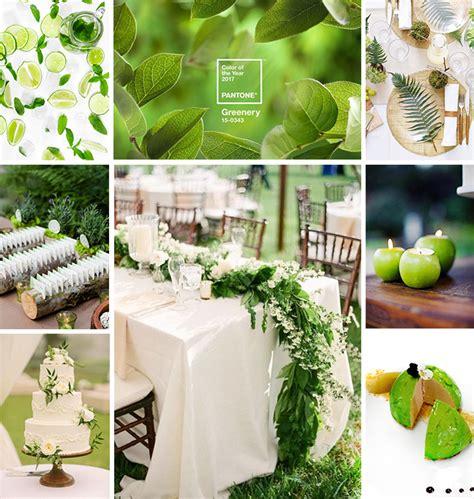 salon du mariage lyon 2019 couleurs mariage 2017 vert greenery pantone feed traiteur