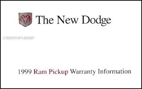 online car repair manuals free 1999 dodge ram 1500 windshield wipe control 1999 dodge ram pickup truck original owner s manual gasoline models