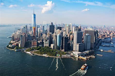 Lower Manhattan  Bo Bridges Photography