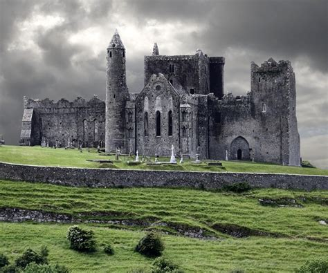Irish Castle Wallpaper