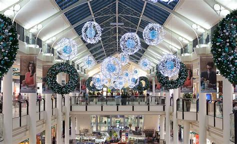 canberra centre shopping mall christmas decorations
