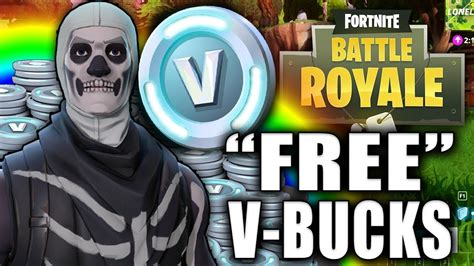 fortnite v bucks free fortnite quot free quot v bucks guide avoid the scams battle