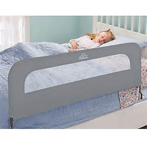 buy home safe by summer infant 174 folding bed rail in grey from bed bath beyond