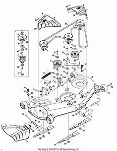 Troy Bilt 13aaa2kw066 Tb2454  2015  Parts Diagram For