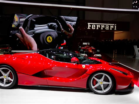 Ferrari Has A Good Reason For Staying Away From All