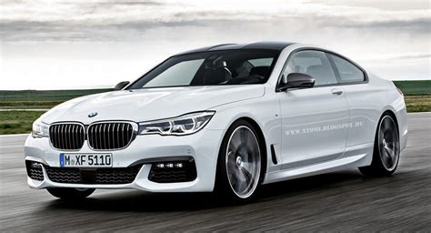 Bmw Might Crash Merc's Party With 7series Coupe In 2019