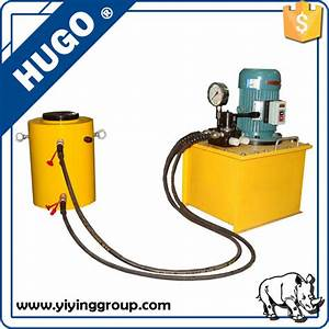 China High Quality Electric Hydraulic Jack 20ton With Hand