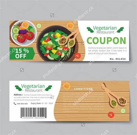 promotion cuisine 12 food coupon designs design trends premium psd vector downloads