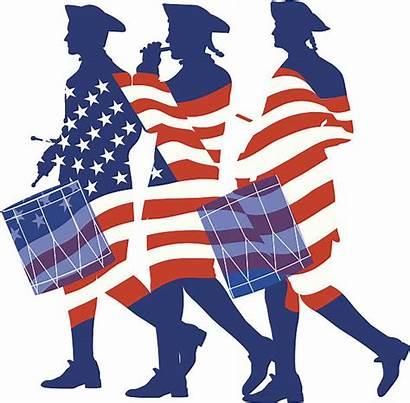 Vector Revolutionary War Illustrations Revolution American Fife