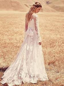 boho chic wedding dresses for summer 2018 fashiongumcom With chic dresses for weddings