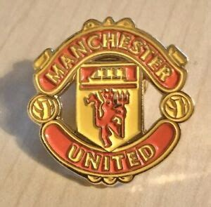 Manchester United Metal Pin Badge Official Man Utd ...