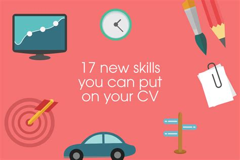 What Of Skills Should You Put On A Resume by 17 New Skills You Can Put On Your Cv After Becoming A Talented Club