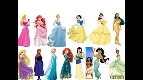 mon top des  belles tenues de princesses disney