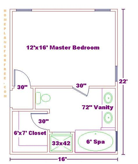 Master Bedroom With Bathroom Floor Plans Master Bedroom Addition On Bedroom Addition Plans Master Suite Addition And Home