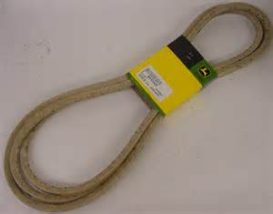 deere genuine oem mower drive belt m151649 48 quot decks on lt180 lt190 ebay