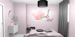 Chambre Papier Peint Gris by Tapisserie Chambre Fille Rose Et Gris Paihhi Com