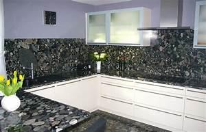 Kchenarbeitsplatten Aus Naturstein Wie Granit Marmor