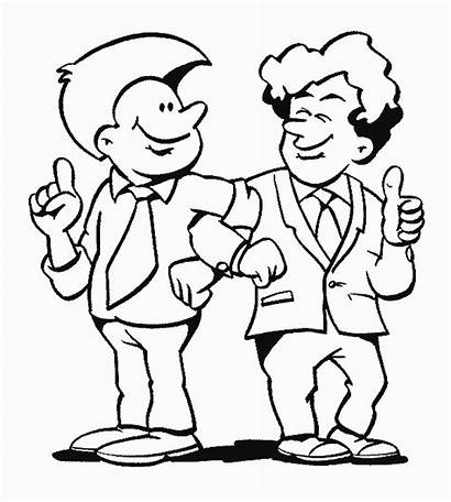 Office Coloring Pages Places