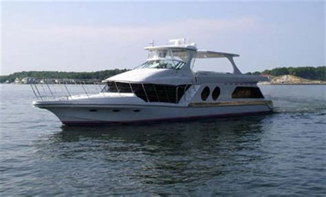 Bluewater Power Boats by Cabin Cruiser Boat Plans Bluewater Yacht For Sale