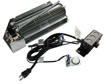 gas fireplace blower fan fbk 250 gas fireplace blower fan kit for lennox superior