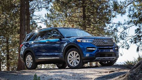 Ford Neuheiten 2020 by 2020 Explorer St Adds Performance To Your Next Adventure