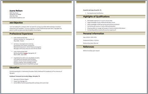 the best health insurance specialist resume sle