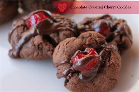 chocolate covered cherry cookies cherry cookies chocolate homemade cookies recipe