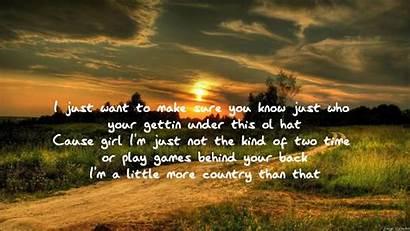 Country Lyrics Desktop Backgrounds Wallpapers Song Lyric