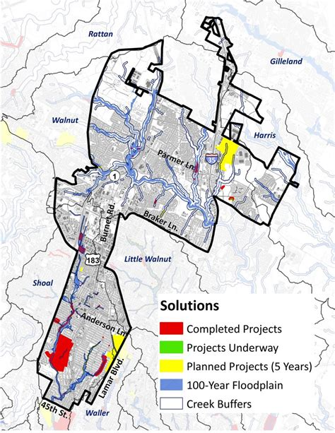 District 7 Watershed Profile | AustinTexas.gov