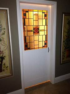 15 best front door windows images on pinterest for the With barn door with stained glass