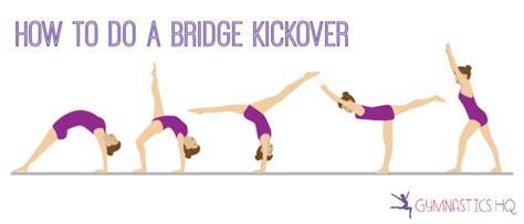 How To Do A Bridge Kickover