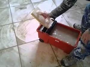 Faire Des Joints De Carrelage : reboucher des joints de carrelage youtube ~ Dailycaller-alerts.com Idées de Décoration