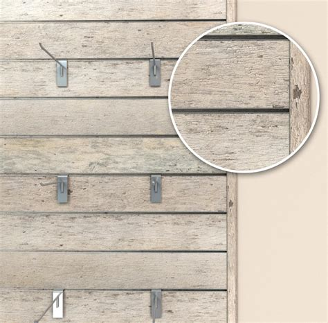 """How much you'll need will depend on how big your project is and how tall you want your accent. Brand Trim on Twitter: """"Rustic White Wood slat wall! http://t.co/ua6JURqZyI to order FREE ..."""