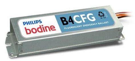 Bodine Bcfg Ballast Emergency Lighting