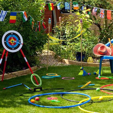 garden games  children ideal home
