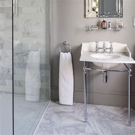Marble Bathroom Flooring by Bathroom Tile Ideas