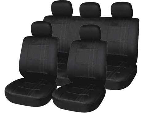 Car Seat Covers Front + Rear Protector Cover Vw Volkswagen