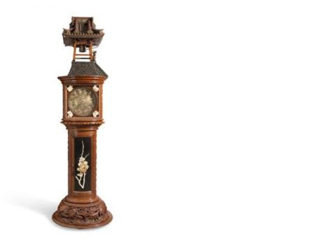 antique tiffany ls for sale antique tiffany co carved automaton striking hall clock