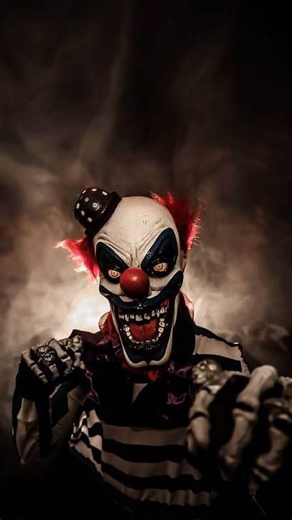 Scary Clown Iphone Wallpapers Backgrounds Zedge Halloween