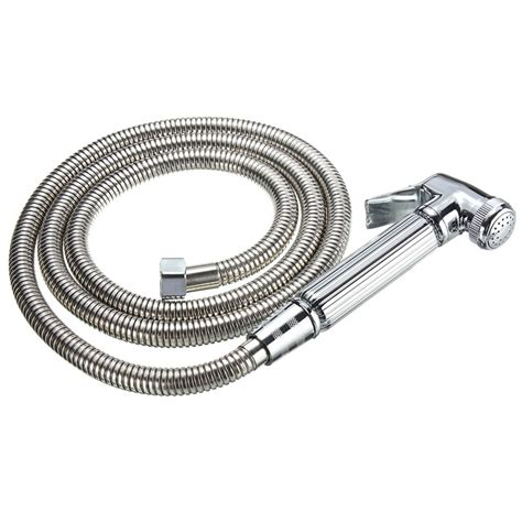 Toilet Bidet Hose - 1 5m pipe hose brass bathroom toilet bidet