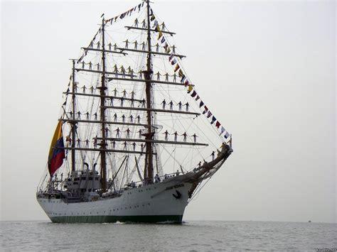 Imagenes De Barcos Navales by колумбийский парусник 171 Gloria 187