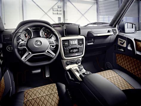 mercedes benz g class 6x6 interior 2016 mercedes benz g class interior design and feature