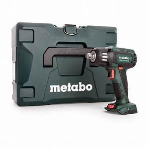 Metabo Ssw 18 Ltx 400 Bl : toolstop metabo ssw 18 ltx 400 bl high torque impact ~ Kayakingforconservation.com Haus und Dekorationen