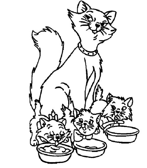 Duchess Aristocats Pages Coloring Pages