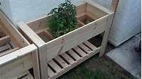 raised planter box plans Ana White | Twin Raised Planter Boxes - DIY Projects