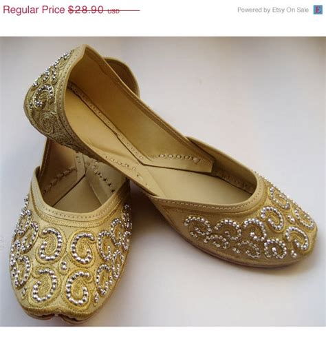 Valentine Day Sale 20 Us Size 9 Gold Sequin Bridal