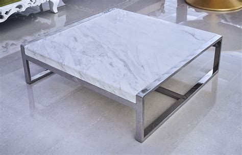 %name Butler Coffee Table   Enna I Marble Coffee Table   Volakas
