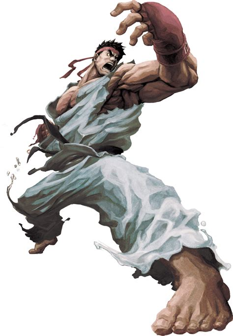 Ryu Street Fighter X Tekken Wiki Fandom Powered By Wikia