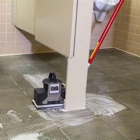 doodle scrub ebg 9 square style floor machine unoclean