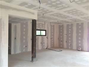 Doublage De Murs Intérieurs : pose chape s che placosol angers maine et loire 49 ~ Premium-room.com Idées de Décoration